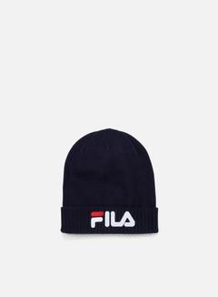 Fila - Slouchy Beanie, Black Iris 1
