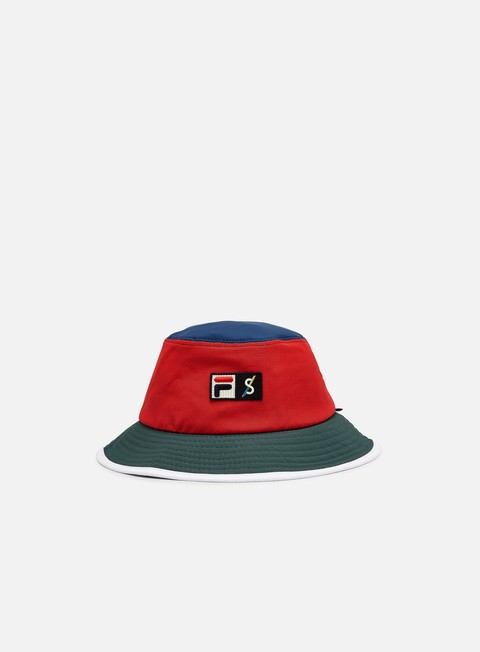 Cappellini Bucket Fila Spectrum Corporate Bucket Hat