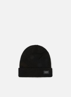 Globe - Halladay Beanie, Black 1