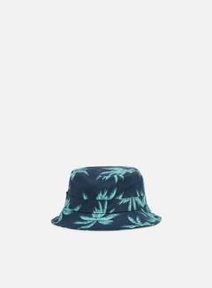 Globe - Union Bucket Hat, Palms 1