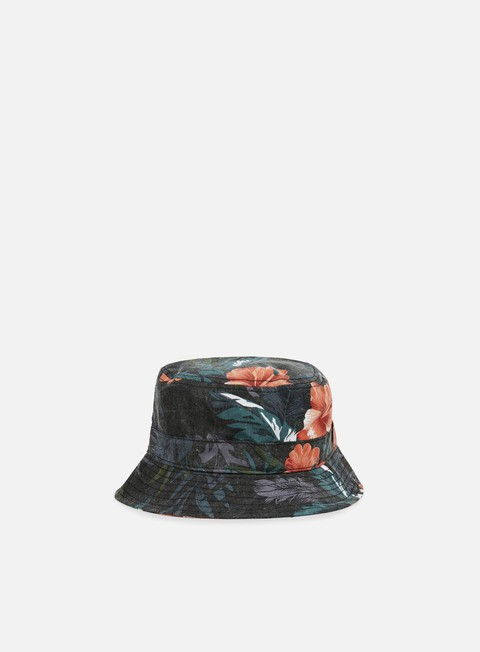 cappellini globe walker bucket hat black