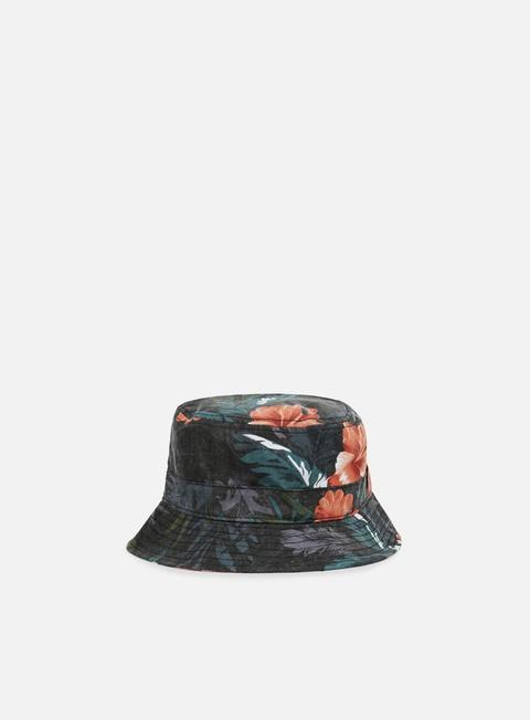 cappellini globe walker bucket hat black
