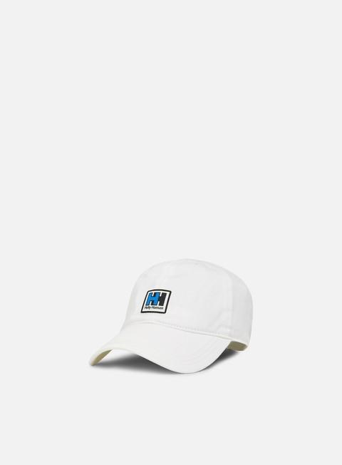 cappellini helly hansen hh logo cap white