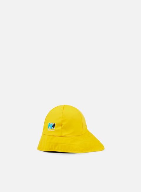cappellini helly hansen hh souwester hat sulphur
