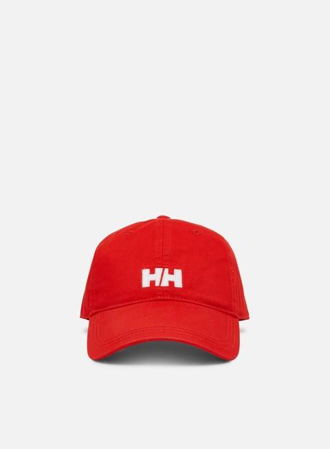 Outlet e Saldi Cappellini Visiera Curva Helly Hansen Logo Cap