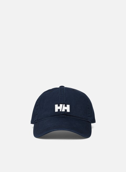 cappellini helly hansen logo cap navy