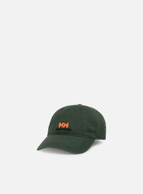 Curved Brim Caps Helly Hansen YU Dad Cap