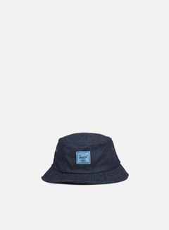 Herschel - Lake Bucket Hat, Dark Denim 1