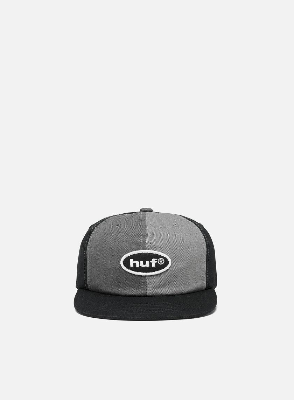 Huf 99 Logo 6 Panel Hat