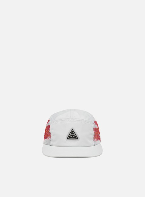 Cappellini 5 Panel Huf Advantage Set Volley Hat