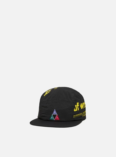 Cappellini 5 Panel Huf Boulevard Volley Hat