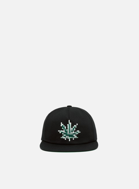Outlet e Saldi Cappellini Snapback Huf Censored Snapback Hat