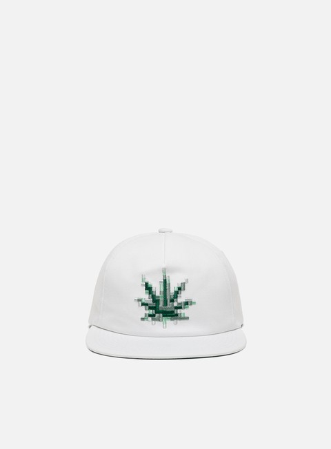 Huf Censored Snapback Hat