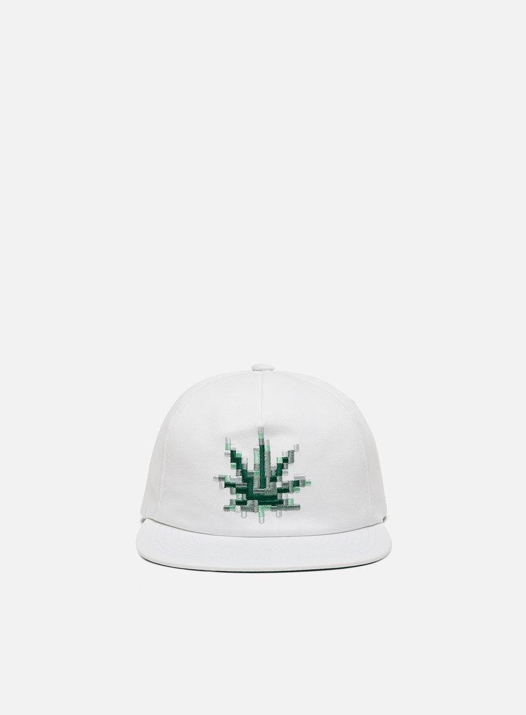 Huf Censored Snapback Hat