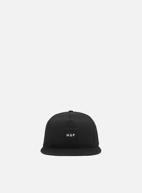 Cappellini con visiera Huf Essentials Box Snapback