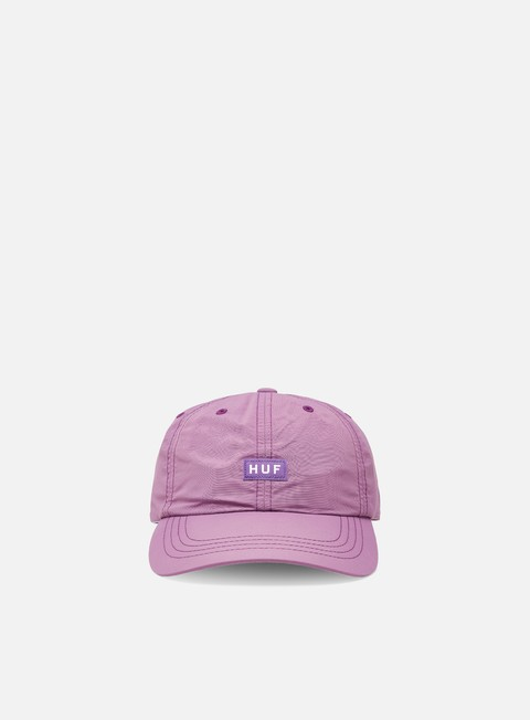 Curved Brim Caps Huf Fuck It Intl Cv 6 Panel Hat