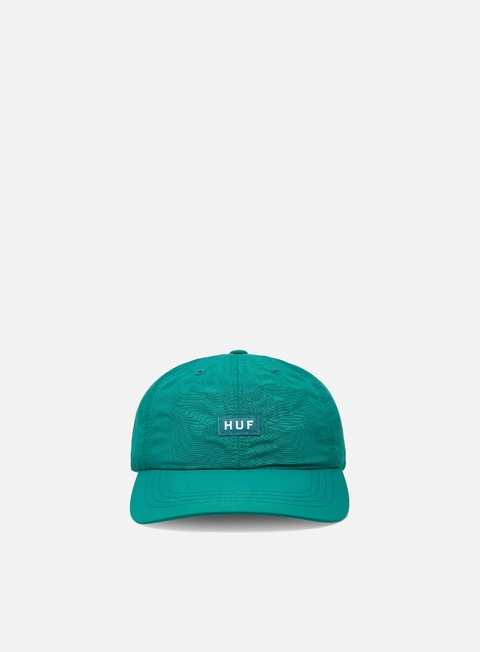 Curved Brim Caps Huf Fuck It Intl Cv 6 Panel