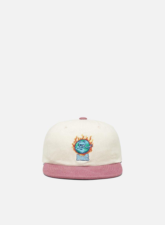 Huf Global Warming 6 Panel Hat