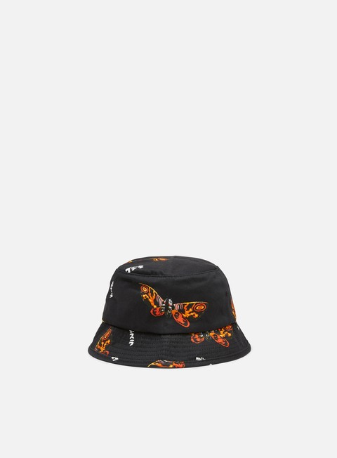 Bucket Hat Huf Godzilla Mothra Bucket Hat