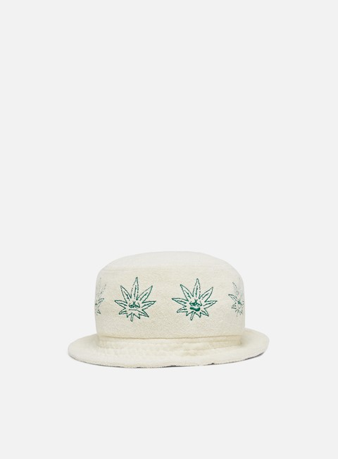 Bucket Hat Huf Green Buddy Terry Cloth Bucket