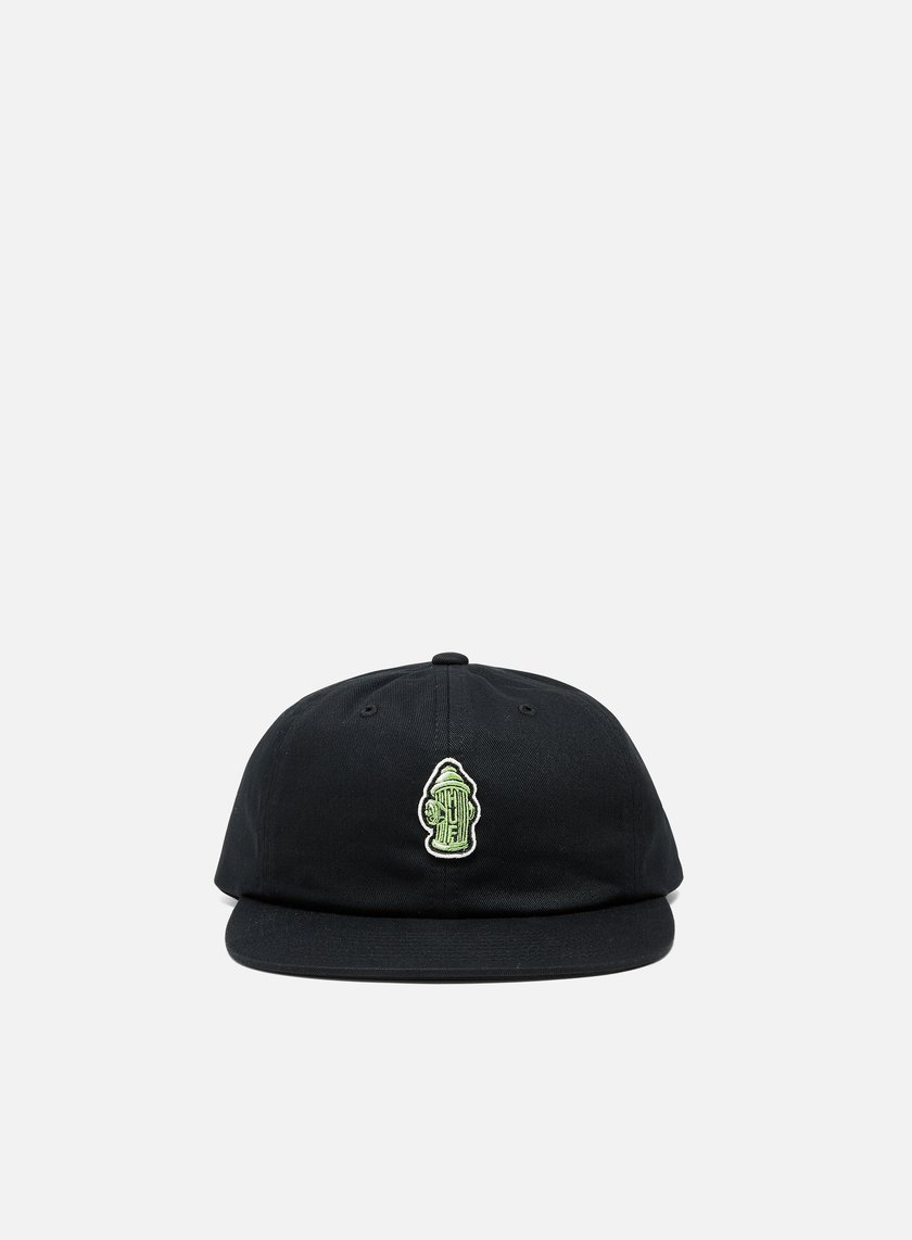Huf Hydrant Unstructed 6 Panel Hat