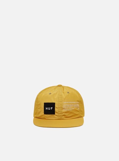 Huf Offset 6 Panel Hat