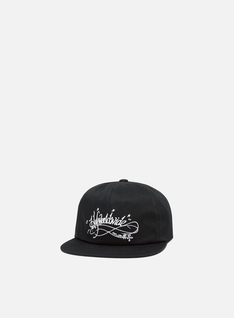 Cappellini Snapback Huf OG Harry 6 Panel Hat