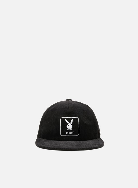 Cappellini 5 Panel Huf Playboy Corduroy 5 Panel