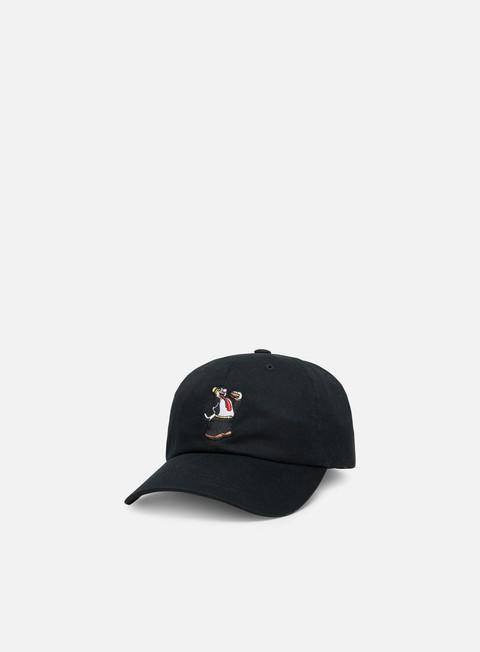 Cappellini Visiera Curva Huf Popeye Wimpy Huf Dad Hat