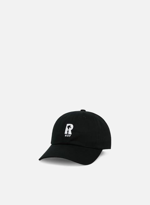 Cappellini con visiera Huf Real Huf Hydrant Cv Hat