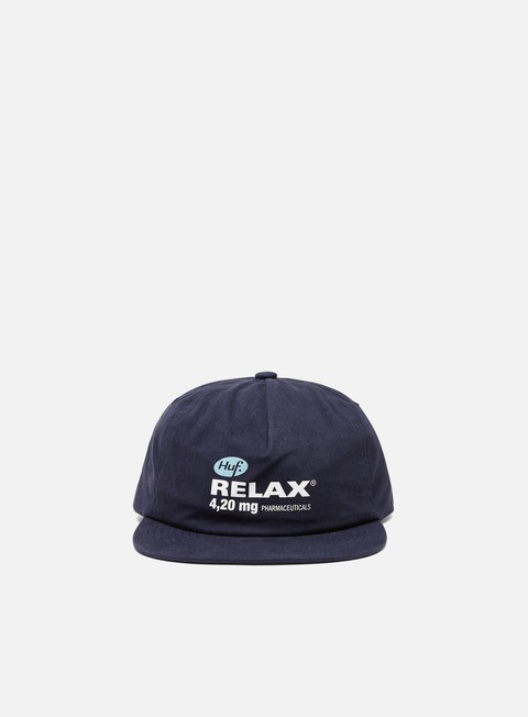 Cappellini Snapback Huf Relax Snapback