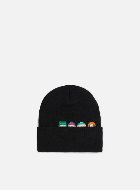 cappellini huf south park kids beanie black