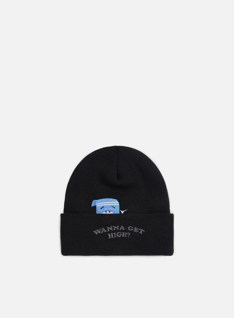 cappellini huf south park towelie beanie black