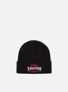Huf - Thrasher TDS Beanie, Black