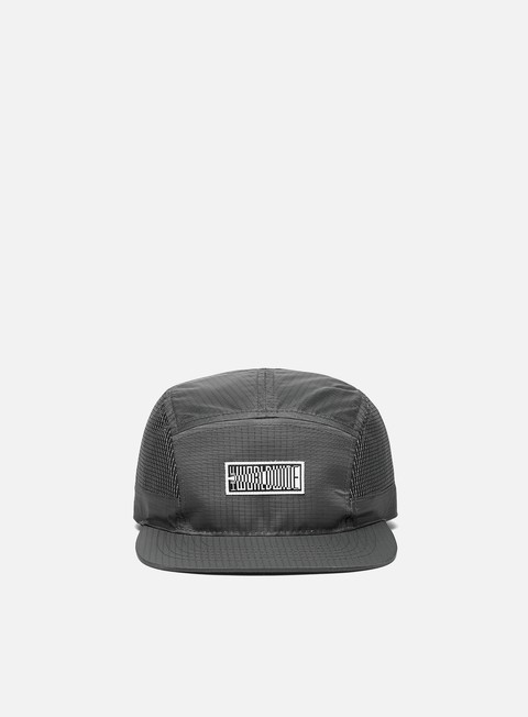 Outlet e Saldi Cappellini 5 Panel Huf Transit Ripstop Volley Hat
