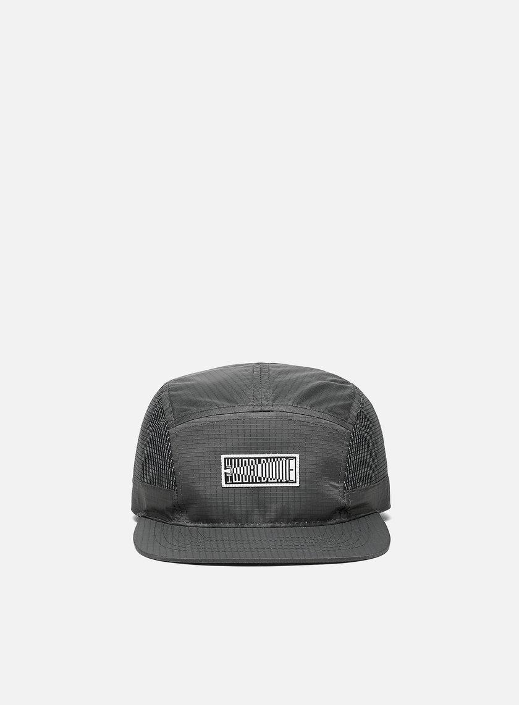 Huf Transit Ripstop Volley Hat