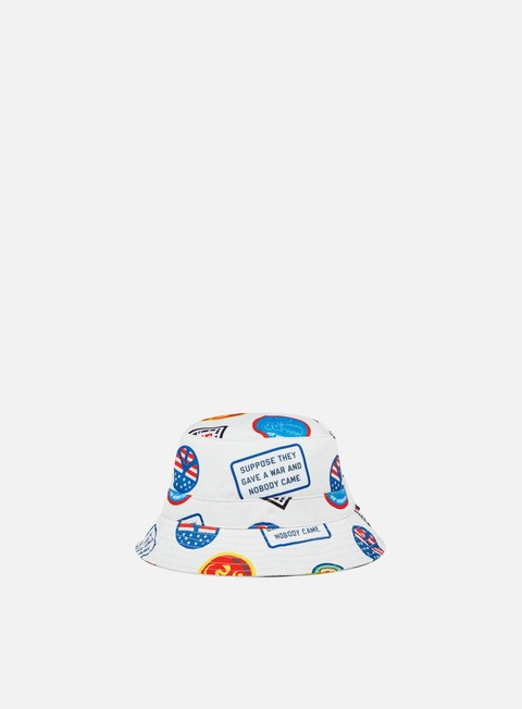 Outlet e Saldi Cappellini Bucket Huf Woodstock Bucket Hat