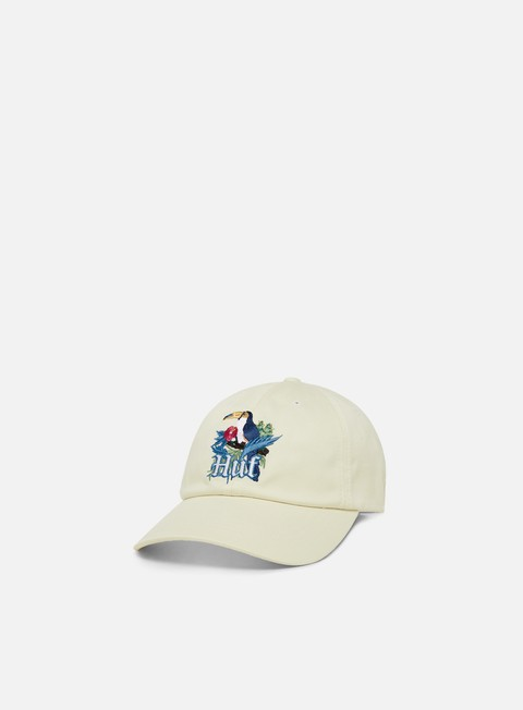 Curved Brim Caps Huf Yucatan CV Hat