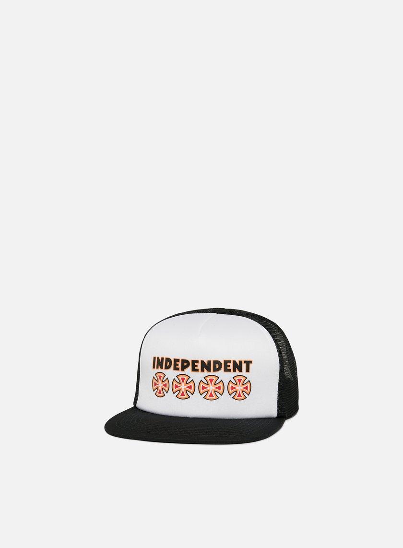 Independent Bc Primary Mesh Cap