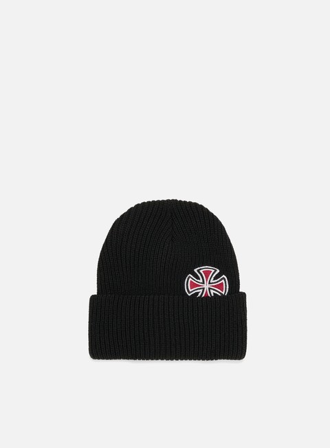 Outlet e Saldi Cuffie Independent Solo Cross Beanie