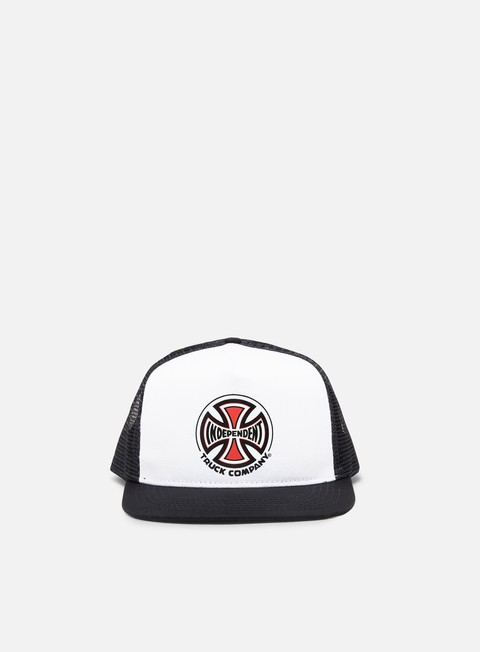 Independent Truck Co Print Mesh Cap