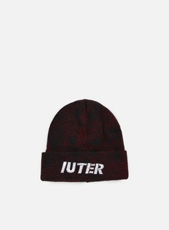 Iuter - Apple Beanie, Bordeaux