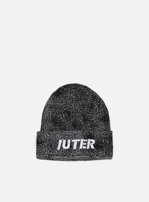 cappellini iuter apple beanie dark grey