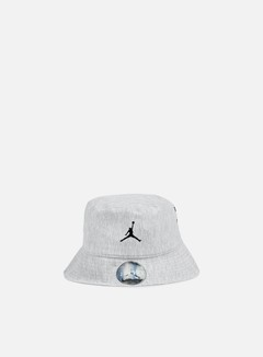 Jordan - 23 Lux Bucket Hat, Dark Grey Heather/Cool Grey 1