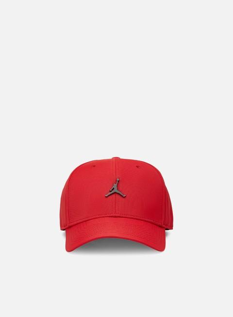 Cappellini con visiera Jordan Classic99 Metal Jumpman Cap