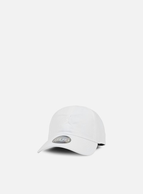 cappellini jordan floppy h86 strapback cap summit white summit white