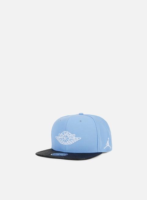cappellini jordan jordan 2 snapback university blue white