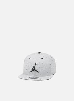 Jordan - Jordan 4 Snapback, Wolf Grey/Black 1