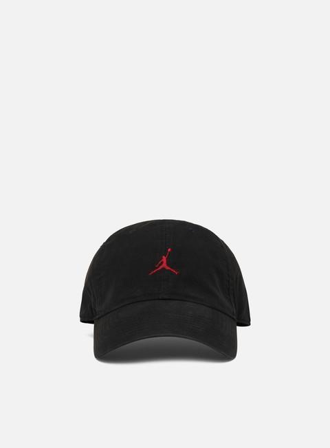 Curved Brim Caps Jordan Jordan Heritage86 Washed Cap