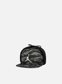 Jordan - Jordan Pro Shield Cap, Black/White